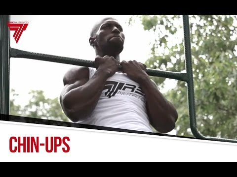 Chin-ups | Street Workout Training | Hannibal For King