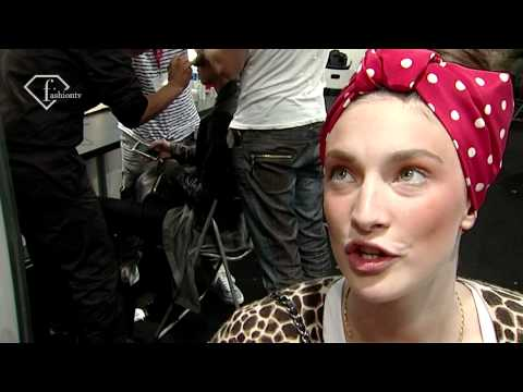 JACQUELYN JABLONSKI MODEL TALK S/S 2011 | FashionTV - FTV.com