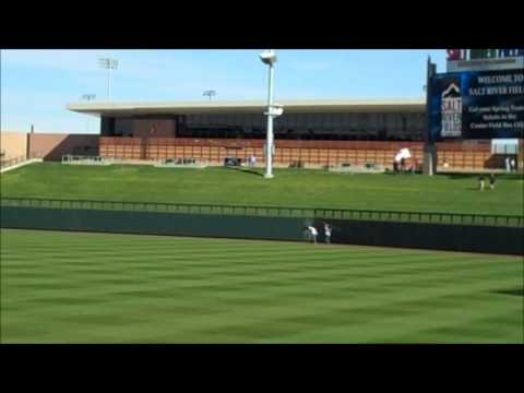 Salt River Fields at Talking S... is listed (or ranked) 2 on the list The Coolest Cactus League Spring Training Stadiums