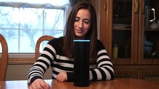 A Real-Life Alexa Lives With 'Alexa'