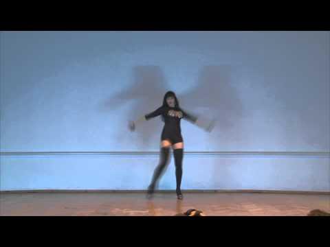 7-ой Dance Star Festival 1 часть. Батл GoGo Профи Клеменко Анастасия Подгорнова Полина