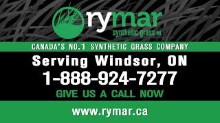 [Windsor Synthetic Turf Fake Grass Installation Portable Golf...] Video