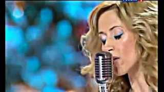 Lara Fabian New Year s Eve Special Blue Light 2011