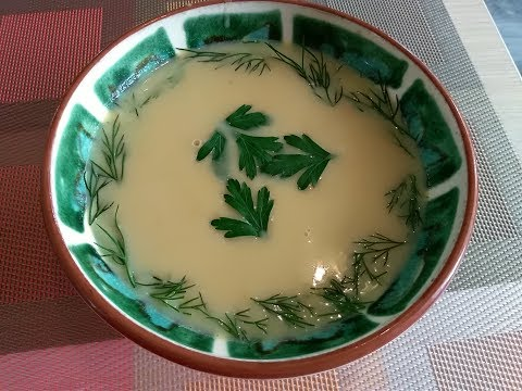 Суп пюре из чечевицы со сливками. Очень лёгкий и обалденно вкусный супчик