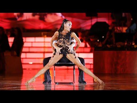 "Victor Da Silva - Anna Melnikova   Kremlin Cup 2017 - Show ""I Put A Spell On You"""