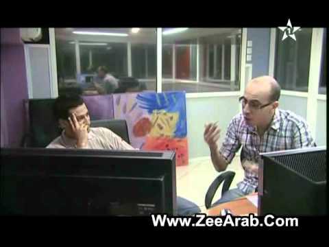 Asora Al Ma9louba Ep 41 - Adil Ben Hajam - عادل بنحجام - صورة المقلوبة