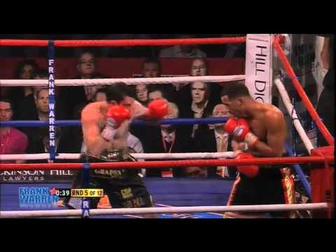 Paul Smith vs James DeGale