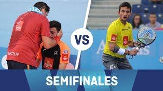 Resumen Semifinales Stupa/Cristian VS Maxi/Sanyo | Caja Rural Jaén Open 2018