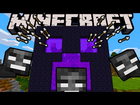 Minecraft 1.9 News & 1.8.2 Pre-Release: Wither Secret. Breaking Bedrock Exploit. Tree & Bed Bugs Fix