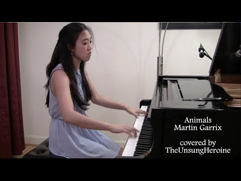 Animals  Martin Garrix (Piano Cover)