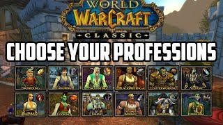 Picking a Profession in Classic WoW - All Professions Compared