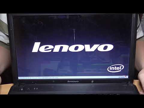 Быстрый ремонт ноутбука Lenovo.