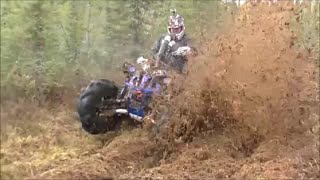 Turbo Can-am 840, Mr.Rpm 1020 on Nos EXTREME muskeg action