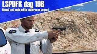 GTA 5 lspdfr dag 198 - Een dienst met het oude politie uniform + wapen!