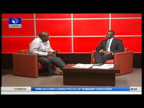 Sunrise Daily: Review of Nigeria vs South-Africa Match
