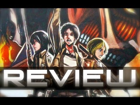 Attack on Titan 3DS Review