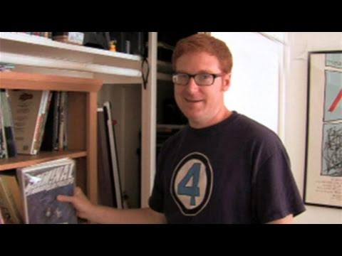 How To Protect Your Comic Books
