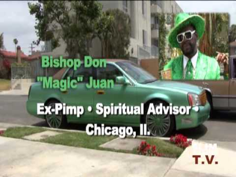 Don Magic Juan 70s Bishop Don Magic Juan The