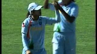 Best Catch Of Womens Cricket.flv