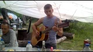 Поёт А.Котков 2 августа 2013 года