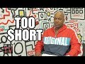 Too Short on How He Got His Name, Selling His Rap Tapes to Drug Dealers (Part 2)