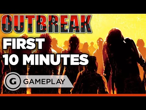 First 10 Minutes Gameplay of Outbreak