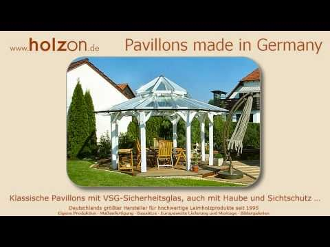 gartenpavillon videolike. Black Bedroom Furniture Sets. Home Design Ideas