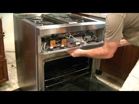 Thermador Stove Repair Simplified Gas Burner Not Working