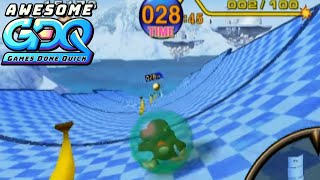 Super Monkey Ball by Helix in 23:41 - AGDQ2020