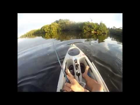 Saltwater Kayak Fishing!!