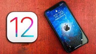 iOS 12.2 Bemutató