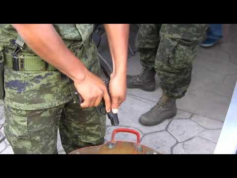 CUAUTITLÁN CANJE DE ARMAS 2014