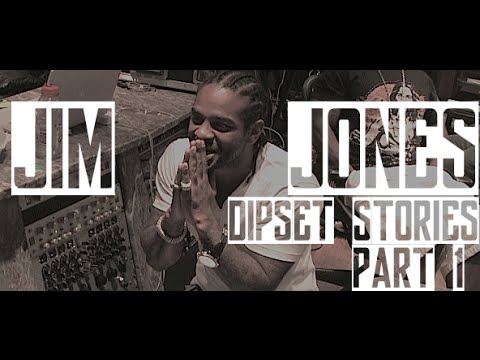 Jim Jones - Dipset Stories Part 1 | Behind The Music | Jordan Tower Network