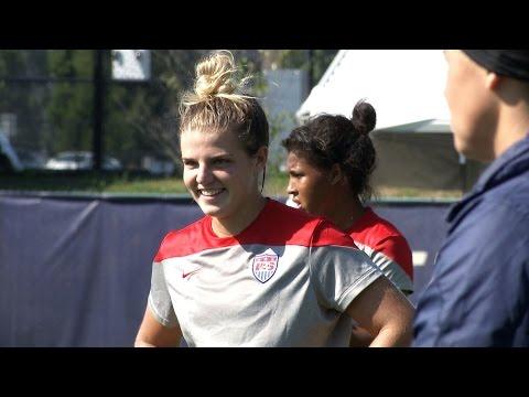 The 2014 U.S. U-20 Women's World Cup Team