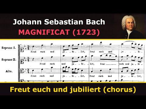 Бах Иоганн Себастьян - Freut euch und jubiliert