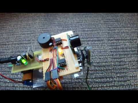 Insect Robot Project Based On Make  Arduino Bots And Gadgets Book