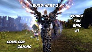 Guild Wars 2 - Funny/Fun/Epic Moments - Gandara (WvW) 2018 #1