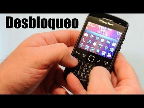 Como Desbloquear Blackberry Curve 9360 - Como Desbloquear o Liberar Blackberry Curve 9360