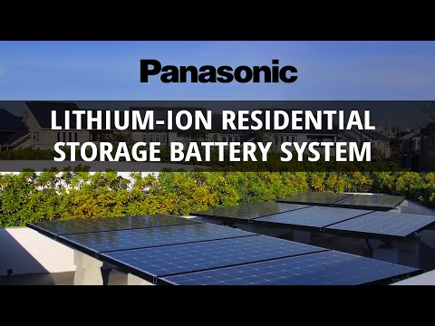 Panasonic brigs the next evolution in Energy Solutions