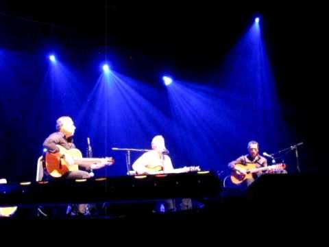 Rik Emmett, Pavlo&Oscar Lopez concert 2010