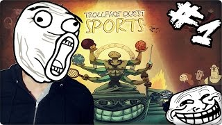 TROLLFACE QUEST SPORTS - Juegos Para Android | Alex Jv