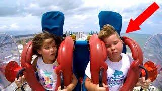 Kids Passing Out #4 | Funny Slingshot Ride Compilation