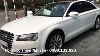 Chỉ với 900 triệu mua được Audi A8L 2012 trả góp|Thiện Nguyễn