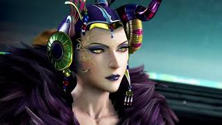 DISSIDIA FINAL FANTASY NT Ultimecia Adamant Gameplay 5