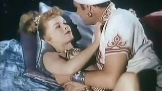 "Sally Forrest in ""Son of Sinbad"" (1955)"