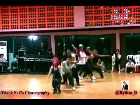 Agnes Monica - Paralyzed Remix (dance Video) video