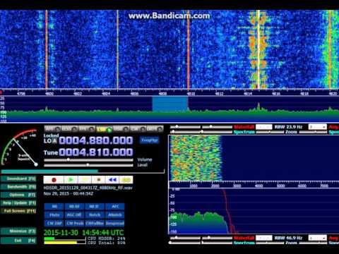 All India Radio Mumbai (Bhopal, Madya Pradesh, India) - 4810 kHz
