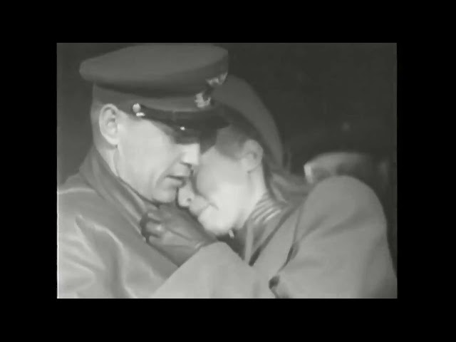 Александр Покрышкин. Документальный фильм. (1945). (Р-39)