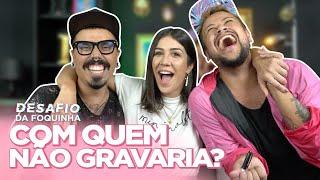 DIVA DEPRESSÃO RESPONDE: WHATS COM KÉFERA, NÃO GRAVARIA COM ANITTA, REALITY COM BOCA ROSA | Foquinha