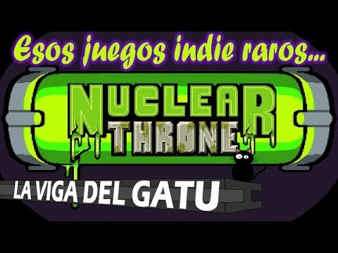 Esos juegos indie raros Vol.1 - Nuclear Throne - [PC - GamePlay]